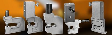 Pneumatik- und Hydraulik-Werkzeugeinheiten