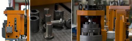 Verpresswerkzeug Magnetventil