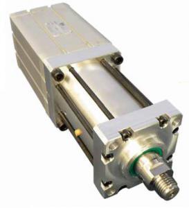 Hydro-Pneumatik-Kraftzylinder, doppeltwirkend