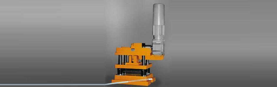 Elektromotorisch angetriebene Stanzpresse