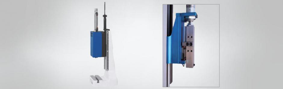 MicroPress wirh square ram